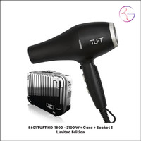 TUFT Professional Hairdryer / Hair Dryer 8601 - Limited Edition