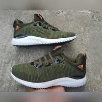 Terlaris Adidas Alphabounce RC Import / Sepatu Pria Wanita Running