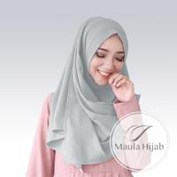 Hijab Jilbab Kerudung Terbaru 2019 Pashmina Pasmina Instan Pastan M