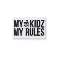 Maison Elmesa Official Merchandise - Magnet Kulkas My Kidz My Rules