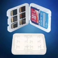 Box Pelindung Memory Card 8 Slot Micro SD TF SDHC MSPD
