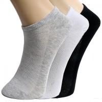 Aksesoris Fashion: Kaos Kaki Ankle/Sport Bahan Mesh Breathable