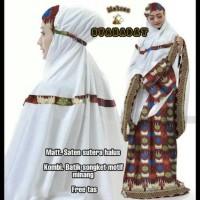 Mukena Batik Fb BERIBADAH SEMAKIN KHUSYUK