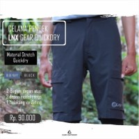 Celana Pendek LNX Gear Quickdry