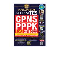 Buku Panduan Resmi Seleksi Tes CPNS & PPPK CAT 2019/2020 (PLUS CD)