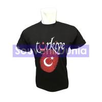 oleh oleh kaos pria negara turki