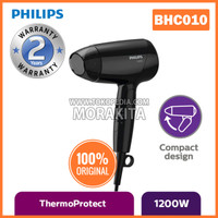 PHILIPS BHC010 ESSENTIAL BHC010/12 CARE HAIR DRYER PENGERING RAMBUT