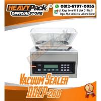 Mesin Vacuum Press Plastik DDZP-260 HEAVYPACK FLAT MODEL