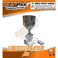Mesin Pengisi Produk Cairan Liquid Filler Machine HEAVYPACK A02