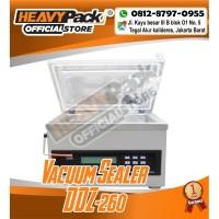 Mesin Vacuum Press Plastik DDZ-260 HEAVYPACK