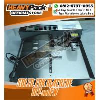 Solid Ink Machine Mesin Cetak Expired Date MY-380F/W HEAVYPACK