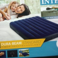 TERMURAH DIJAMIN kasur intex durabeam double 137cm limited stock 64758