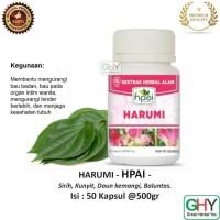 HARUMI HPAI - Obat herbal pereda nyeri haid , bau badan , keputihan