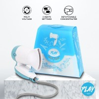 PLAY by TUFT Hair Dryer Travel Portable