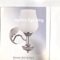 Lampu dinding W21610/1 CH