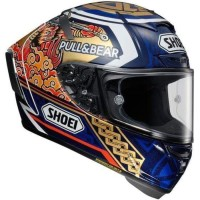 Shoei X Spirit 3 Marquez Motegi 3 - Made in Japan - Original 100%