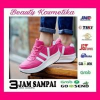Sepatu Pink Wanita Model Terbaru Sneakers Adidas Kets Pink