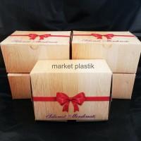 Box kue/kotak kue/dus snack/Box makanan/DUS MEGA GS-12X16 @50LBR
