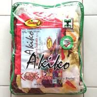 Selimut Akiko King Sutra Rotary Blanket