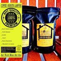 Kopi Robusta Lampung 250gr - Moses's coffee House