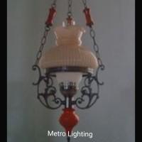 Lampu Gantung Betawi IL 16060/1 S kuning