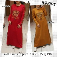 gamis import mode gucci