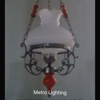 Lampu Gantung Betawi IL 16060/1 M putih