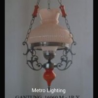 Lampu Gantung Betawi IL 16060/1 M Kuning