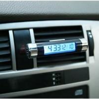 PROMO JAM Mobil JAM LCD Mobil Mobil Aksesoris Asesoris Mobil AGYA AYLA
