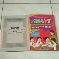 Buku UN SD SMART tahun pelajaran 2017-2018