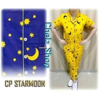 Baju Tidur Piyama Wanita Cewek Dewasa Karakter Star Moon