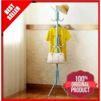 Rak Gantungan Tempat Baju Pakaian Standing Hanger Multifungsi BL11