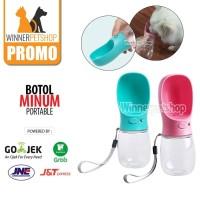Bottle Portable - Cat Dog Water Bottle Portable Pet Drinking Dispenser