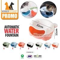 automatic pet dispenser - dispenser otomatis - pet drinking fountain