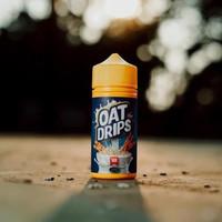 Oat Drips 100ML by JVS x SteamQueen Juice - Premium Liquid Oat Drips