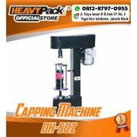 Capping Machine Mesin Penutup Botol Plastik DK-50Z HEAVYPACK