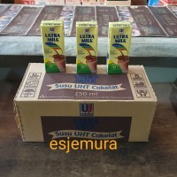 Ultra Milk 250 ml Coklat