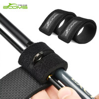 Fishing Rod Holder Belt Strap With Rod Tie Suspenders Wrap Fishing