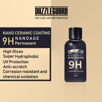 Nano Ceramic Coating NanoAge 9H Permanent - High Gloss & Hydrophobic