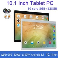 Tablet ram 8GB 128 G PC Android 4G WIFI NETWORK 10 CORE TAB