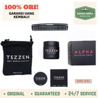 Tezzen Alpha Pomade Lokal Original Murah
