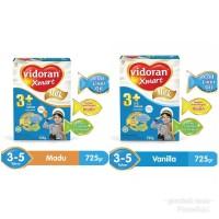 Vidoran Xmart 3+ 725gr Madu/Vanilla