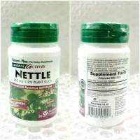 NATURE'S NATURES NATURE PLUS NETTLE 250MG ASAM URAT REMATIK 30 KAPSUL