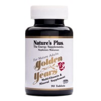 NATURE'S NATURES NATURE PLUS GOLDEN YEARS MULTI VITAMIN - 90 TABLETS