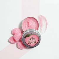 Lipscrub Ellaskincare/ Scrub Pencerah Bibir