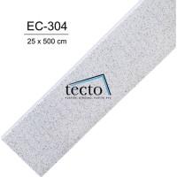TECTO Plafon PVC EC-304 ( 25 cm x 500 cm )