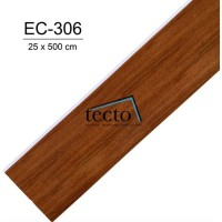 TECTO Plafon PVC EC-306 ( 25 cm x 500 cm )