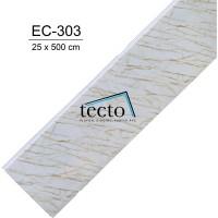 TECTO Plafon PVC EC-303 ( 25 cm x 500 cm )