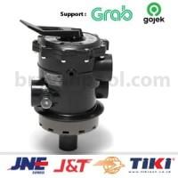 multy port valve MPV 2' sp 716 ( tutup kepala fillter hayward )