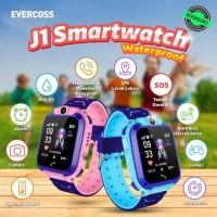 Smartwatch J1 EVERCOSS Garansi Resmi